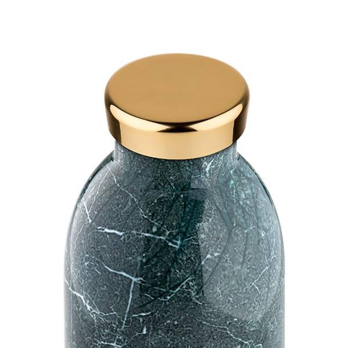 24Bottles Clima 500 ml Green Marble