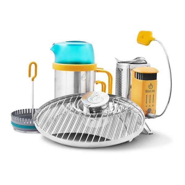 Bilde av BioLite Campstove Complete Cook Kit