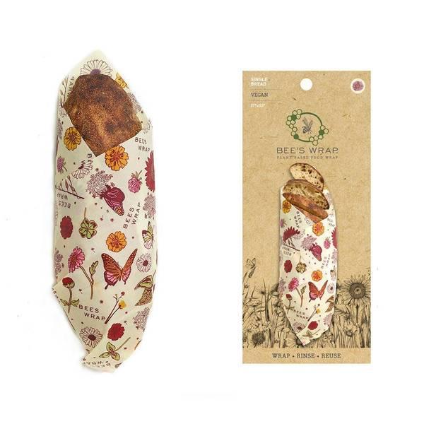 Bilde av Vegan Bees Wrap - Bread X-Large/brød Medow Magic