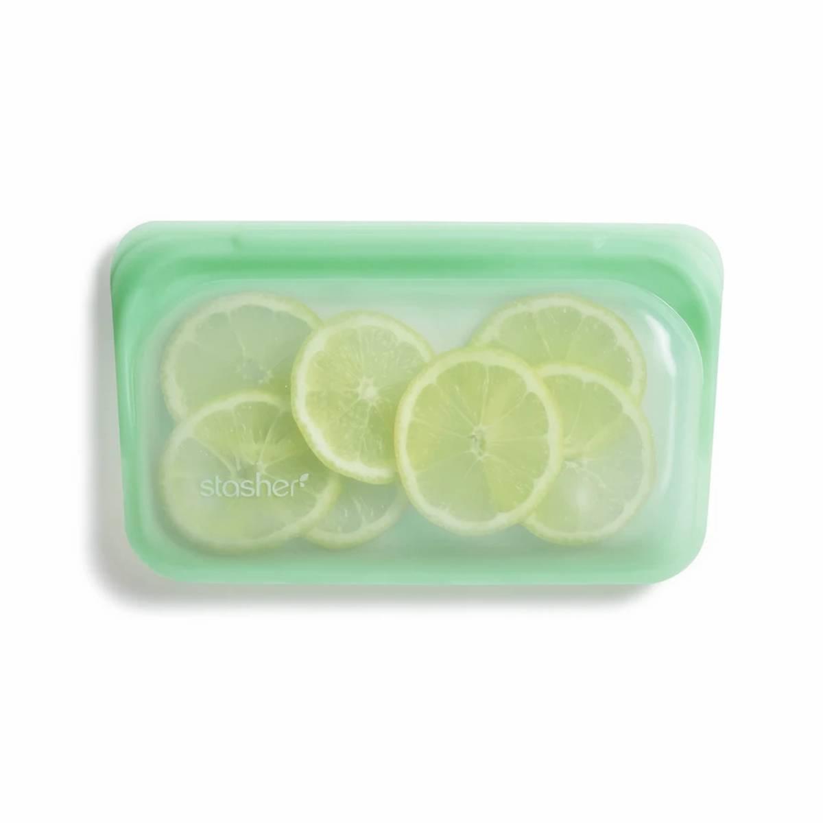 Stasher Snack Mint 293 ml