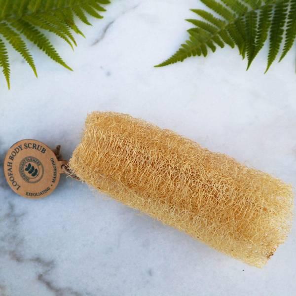Bilde av Indo Naturals Loofah Body Scrub