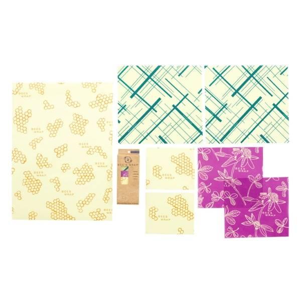 Bilde av Bees Wrap - Variety Pack 7 ark