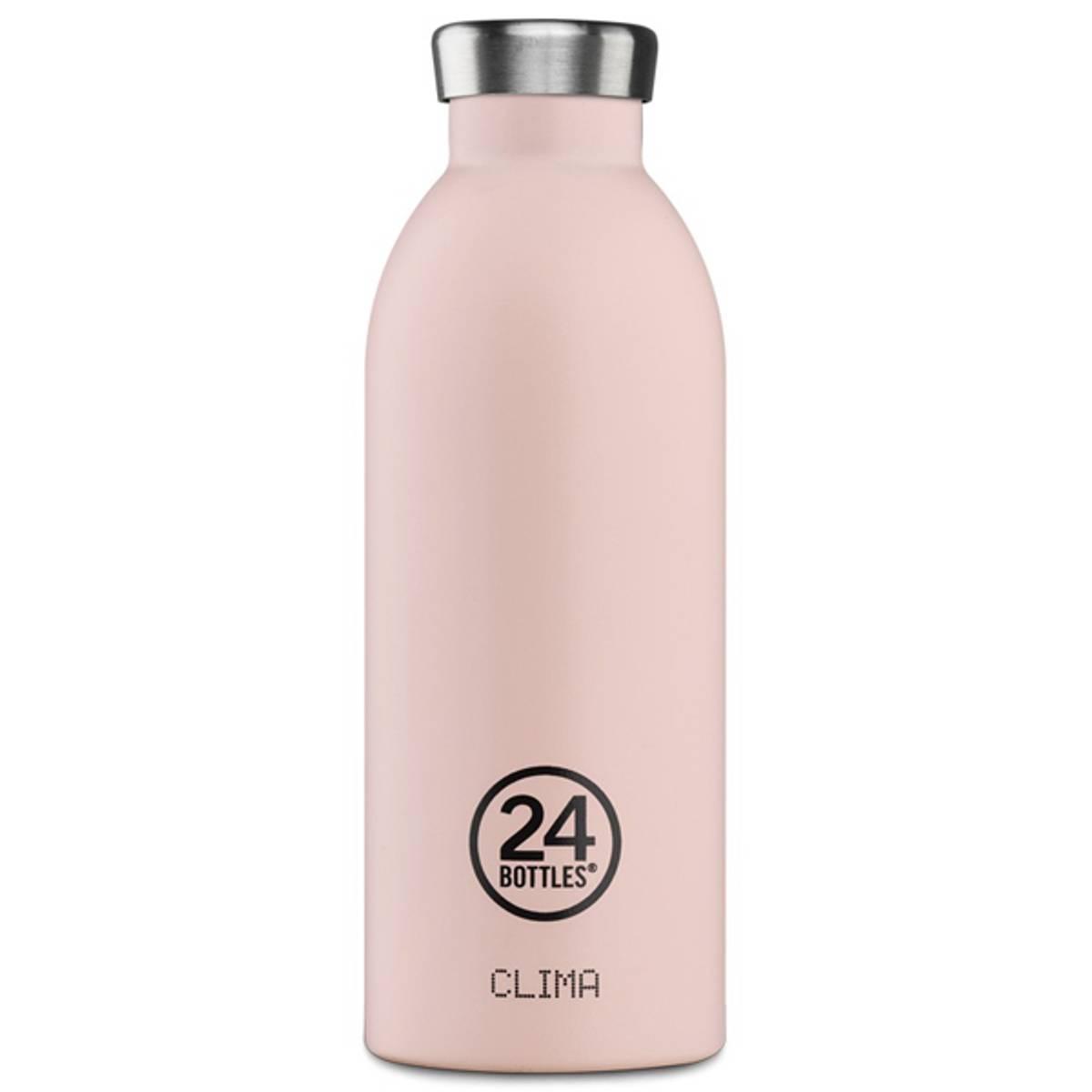 24Bottles Clima 500 ml Dusty Pink *1 igjen*