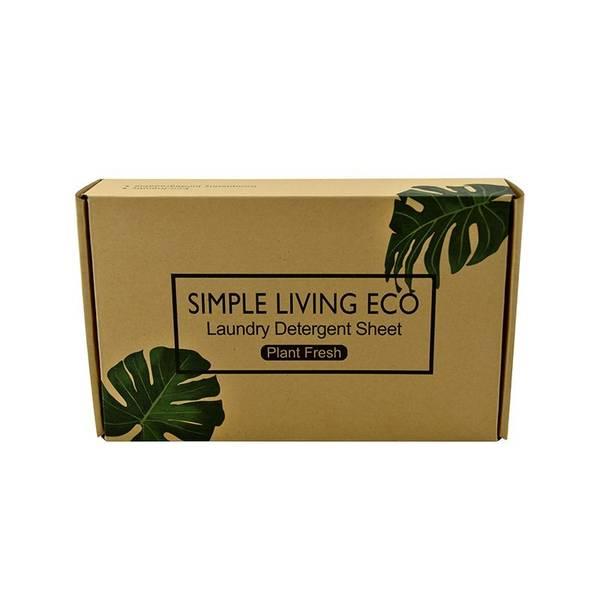 Bilde av Simple Living Eco - Laundry sheets - Plant fresh