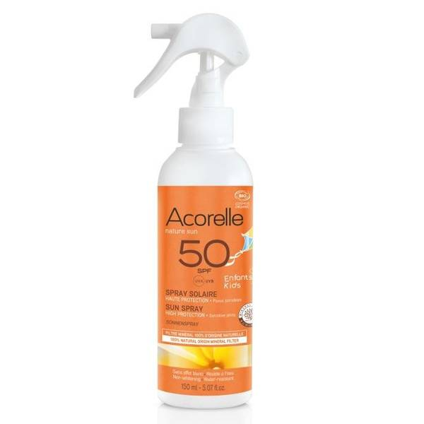 Bilde av Acorelle Kids Sun Spray SPF 50 - 150ml