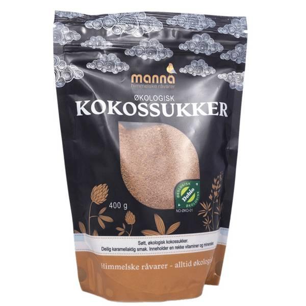 Bilde av Manna Kokossukker 400 gram