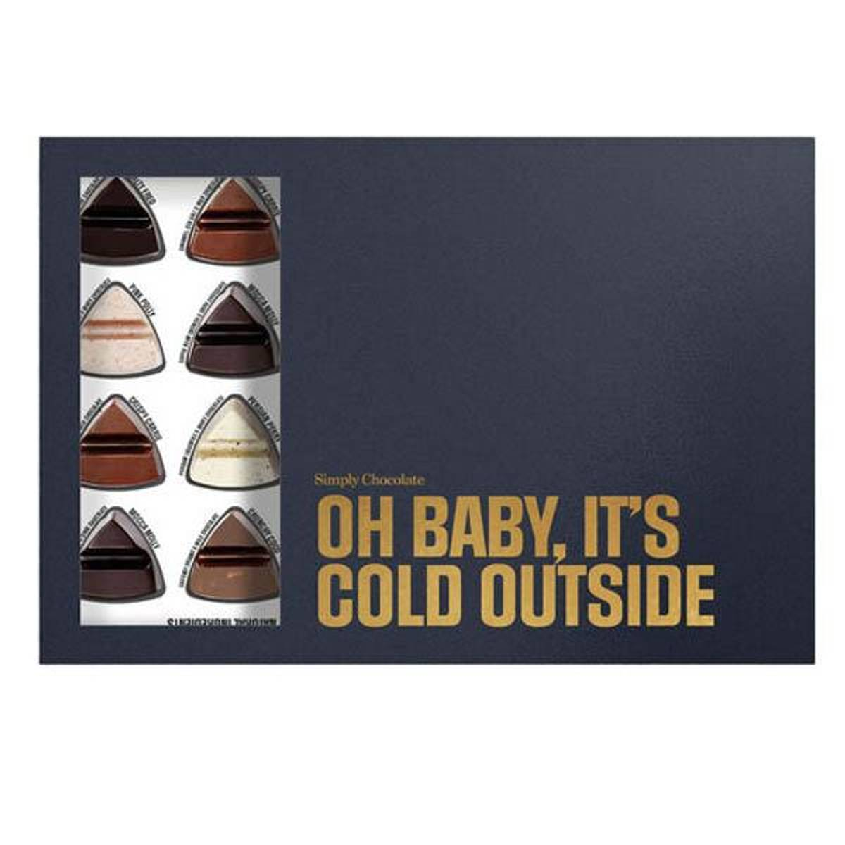 Oh Baby, it´s cold outside box 24pcs 240g