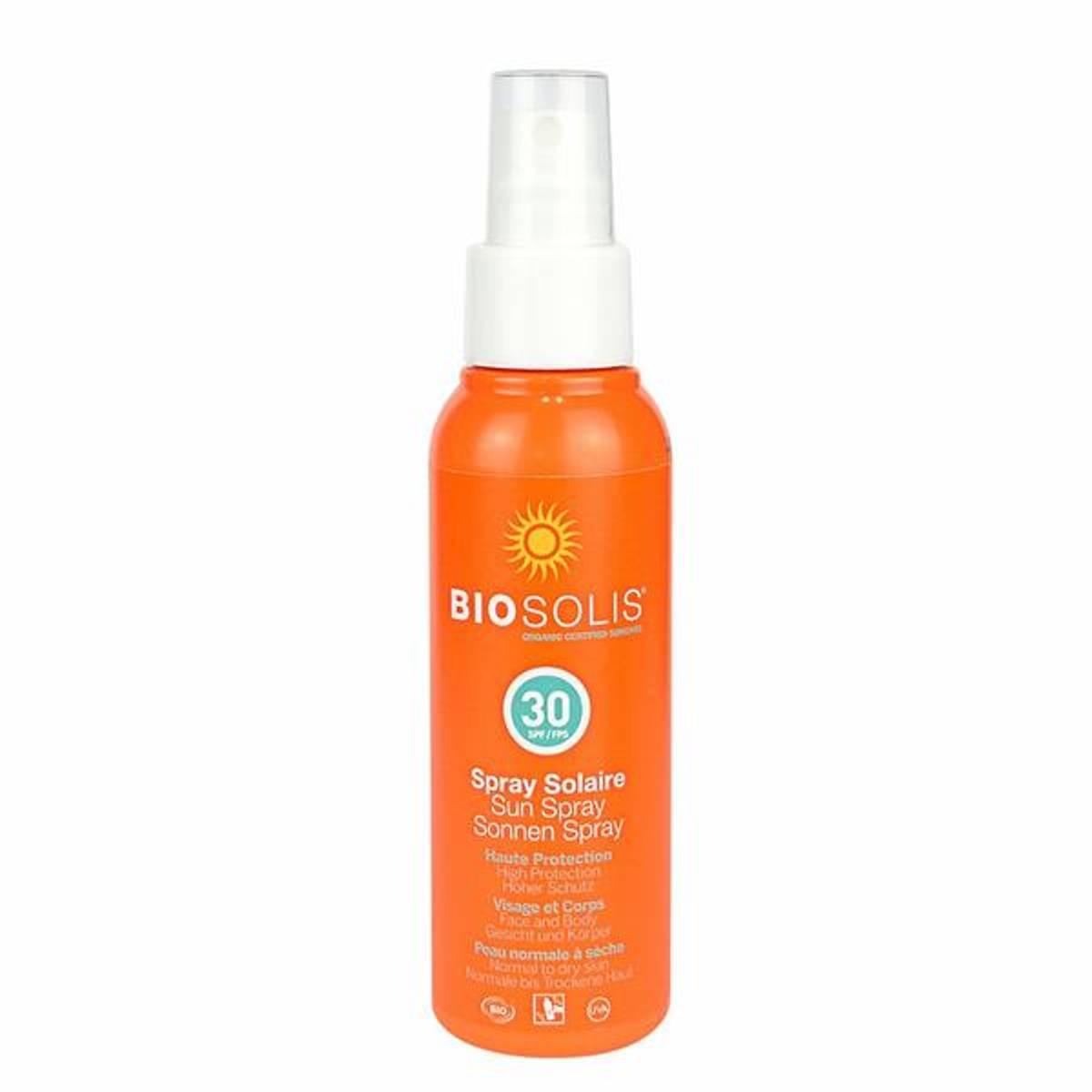 BIOSOLIS Sun Spray SPF 30 100 ml