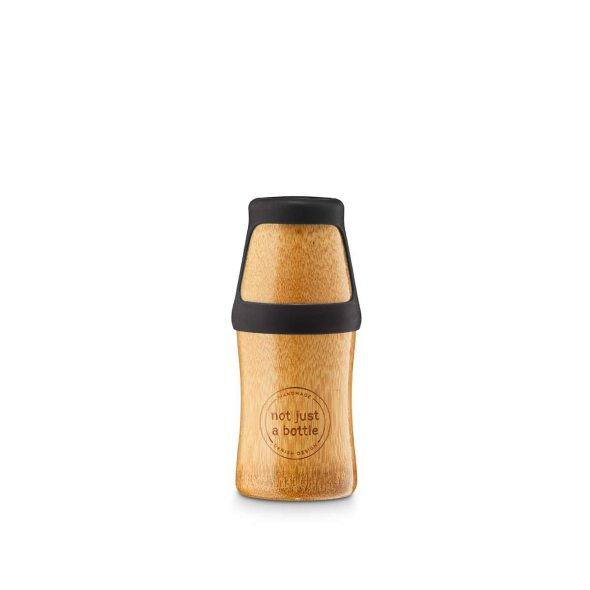 Bamboo YOGA Small Black lid