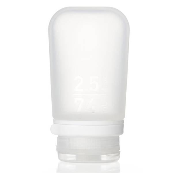 Bilde av GoToob+ Medium 60 ml Clear silikonflaske