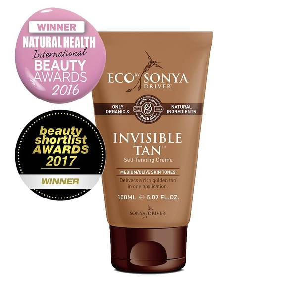 Bilde av Eco by Sonya Invisible Tan Selvbruning 150 ml