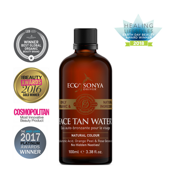 Bilde av Eco by Sonya Face Tan Water Selvbruning 100 ml