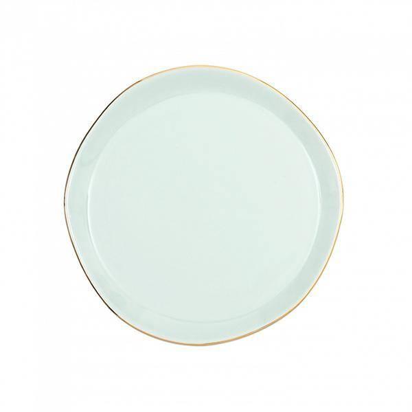 Bilde av UNC Good Morning Plate Celadon 17 cm