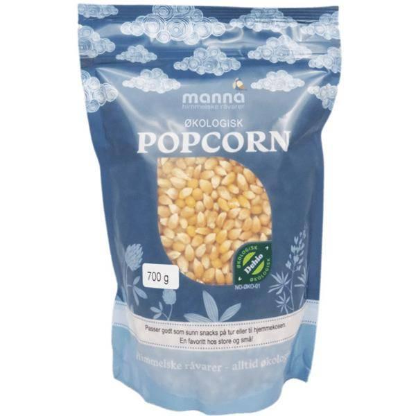 Bilde av Manna Popcorn 700 gram