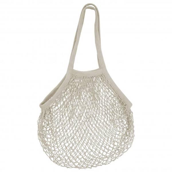 Bilde av ECOBAGS® Stringbag Øko lang hank Beige