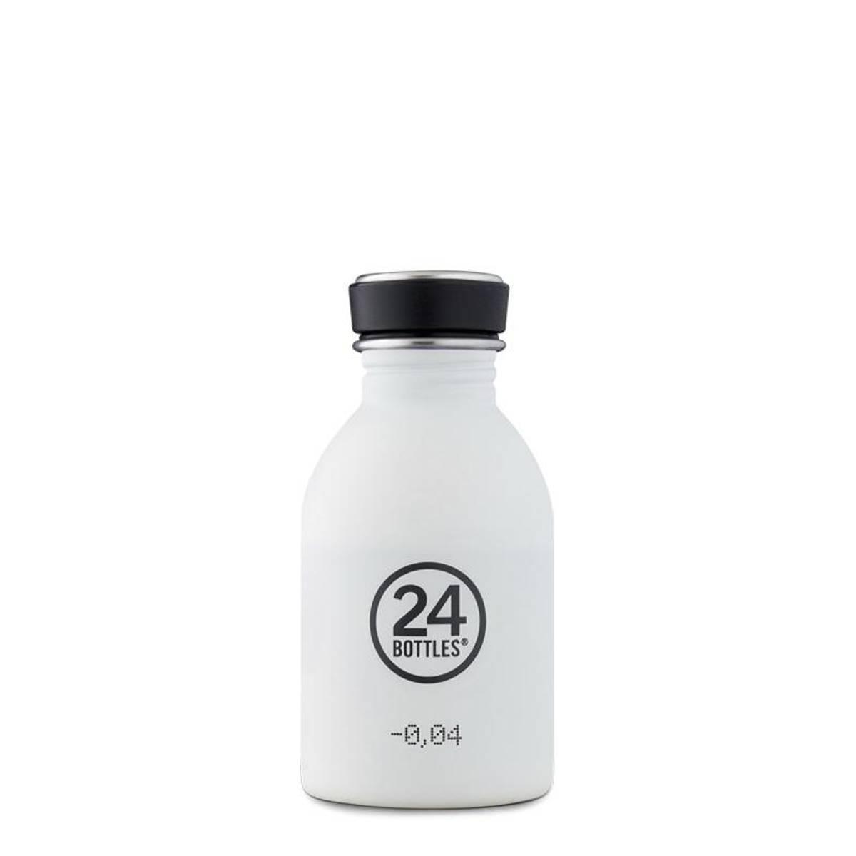 24Bottles Urban 250ml Ice White