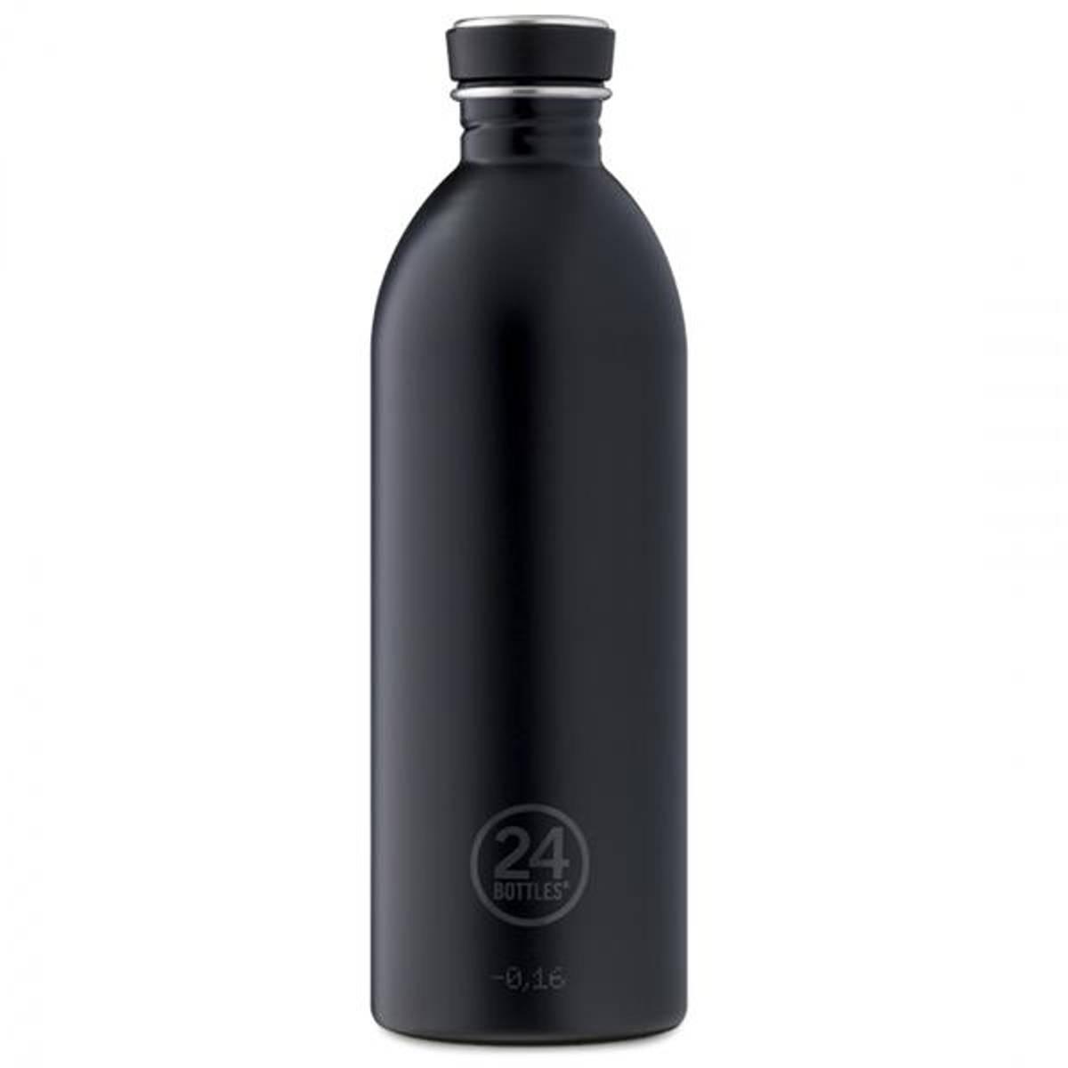 24Bottles Urban 1 L Tuxedo Black