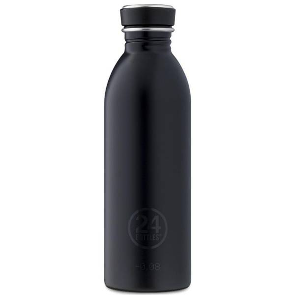 Bilde av 24Bottles Urban 500ml Tuxedo Black *1 igjen*