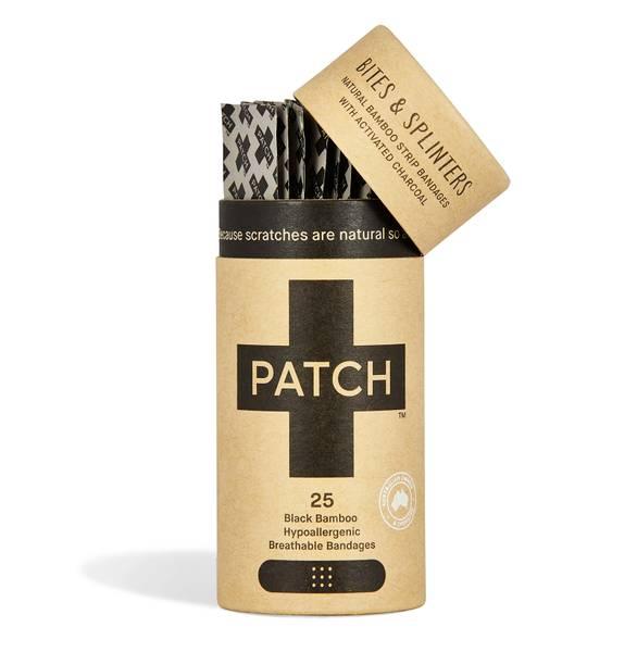 Bilde av PATCH strips med aktivert kull 25 stk