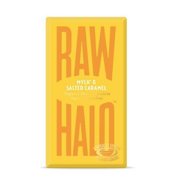 Bilde av Raw Halo Mylk® & Salted Caramel 35g