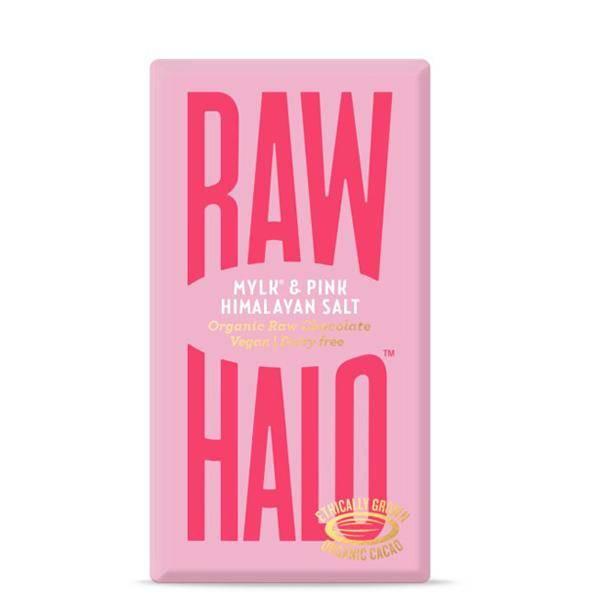 Bilde av Raw Halo Mylk® & Pink Himalayan Salt 35g
