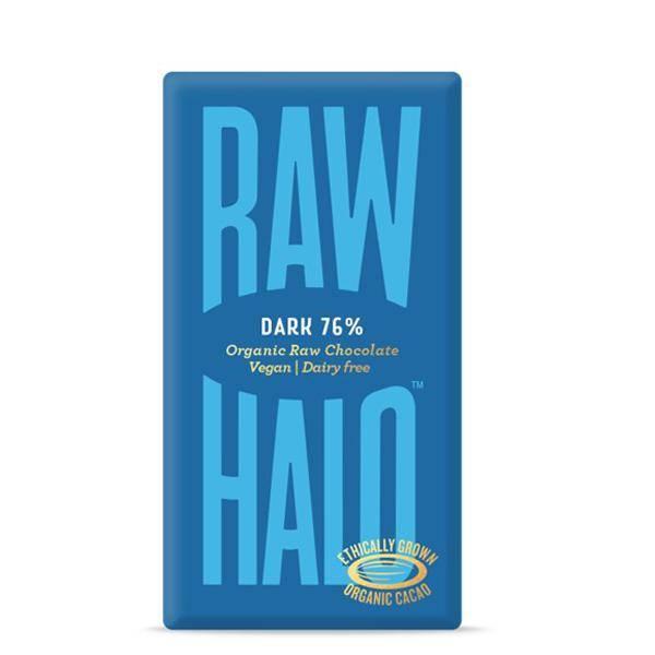 Bilde av Raw Halo Dark 76% 35g