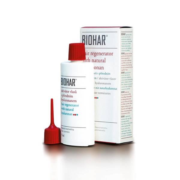 Biohar håraktivator