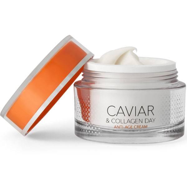 Caviar & Collagen Day - oppstrammende anti-age dagkrem