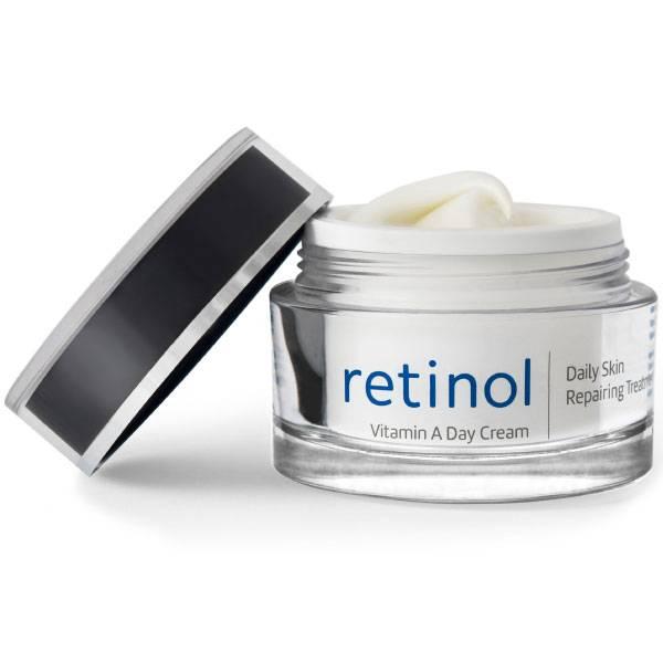 Retinol Vitamin A Day Cream - dagkrem mot linjer og rynker