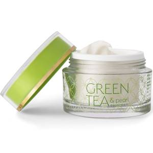 Bilde av Green Tea & Pearl Day Cream - revitaliserende dagkrem