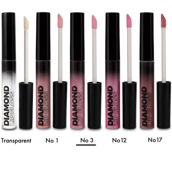 Diamond Lipgloss No 3