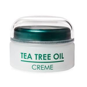Bilde av Tee Tree Oil Cream - dagkrem for kombinert og uren hud