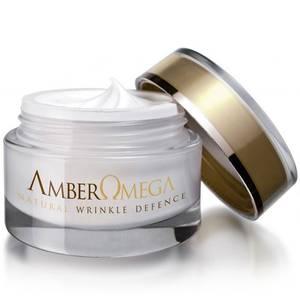 Bilde av AmberOmega Natural Wrinkle Defence - dagkrem mot rynker