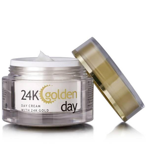 24K Golden Day - oppstrammende dagkrem