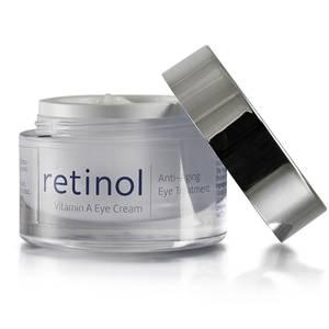 Bilde av Retinol Vitamin A eye cream - øyekrem mot rynker