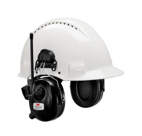 Bilde av Peltor™ Hørselvern til hjelmmontering med DAB+ og