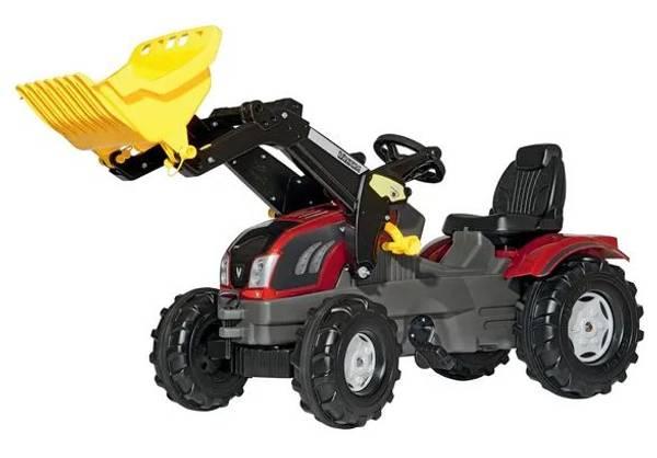 Bilde av Valtra Tråtraktor med frontlaster Rolly Toys