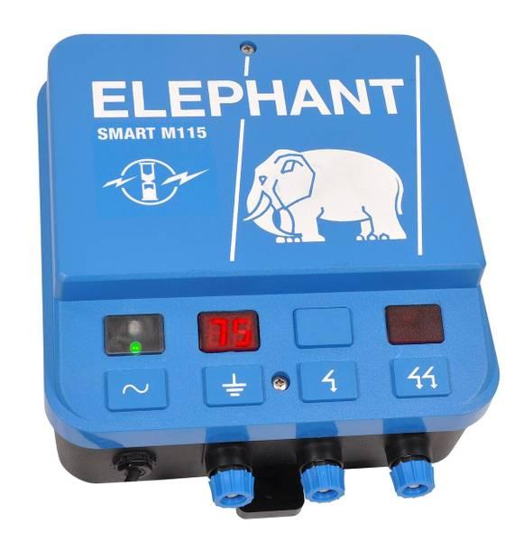 Bilde av Gjerdeapparat Elephant Smart M115-Digital