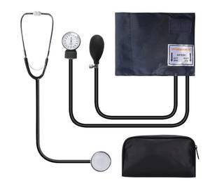 Bilde av Manuell blodtrykksmåler og stetoskop m/bag