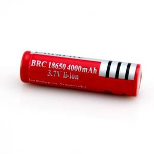 Bilde av 18650 batteri 3,7v Li-ion 4000 mAh
