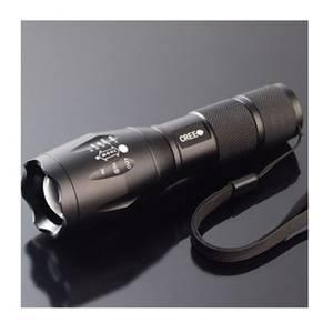 Bilde av LED lommelykt CREE XM-L T6 1600 Lumen, vanntett,