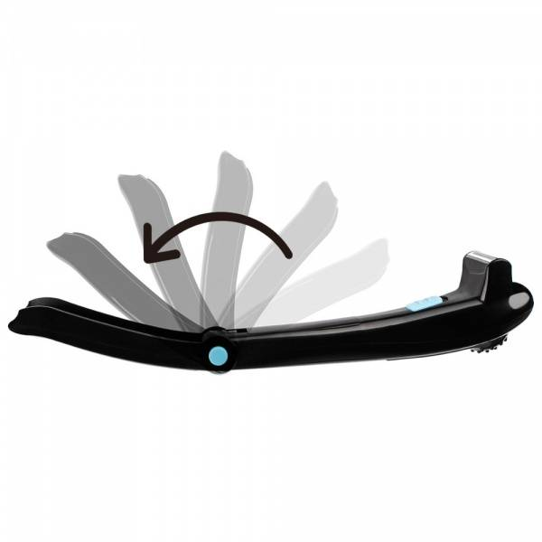 Qshave barbermaskin for rygg