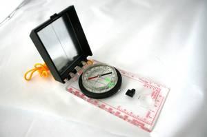 Bilde av Kompass Skolemodell, m/speil