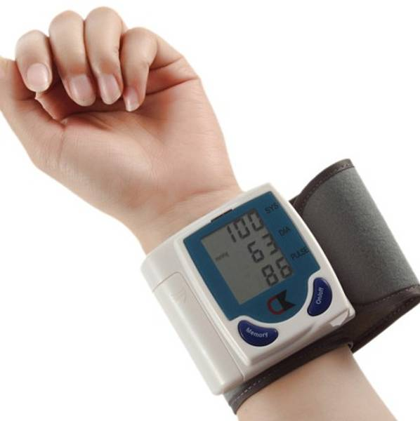 Digital blodtrykksmåler 8276 håndleddsmåler