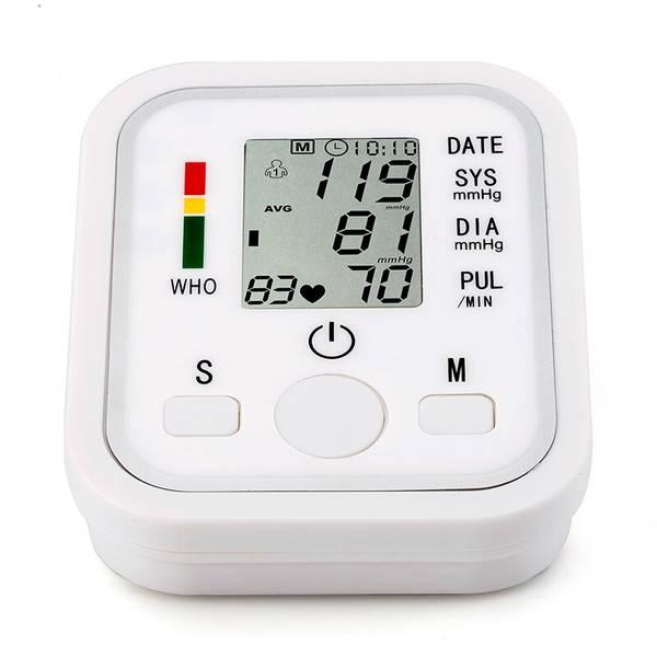 Digital blodtrykksmåler BP-103H overarmsmåler