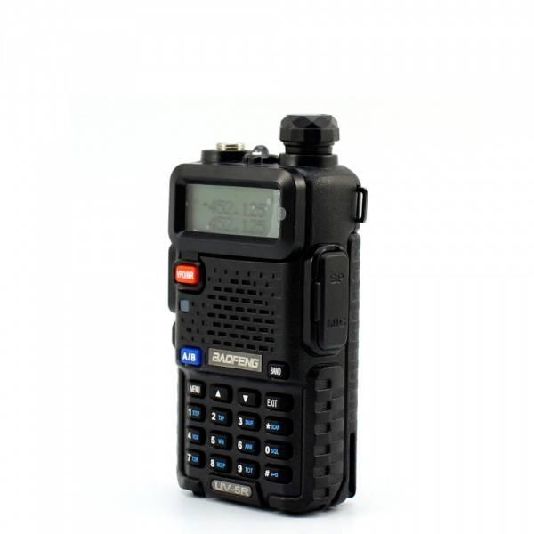 BaoFeng UV-5R Dual Band VHF/UHF 5W, Jaktradio, walki talkie