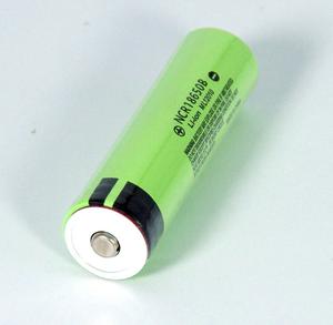 Bilde av 18650 batteri 3,7v Li-ion 3400 mAh