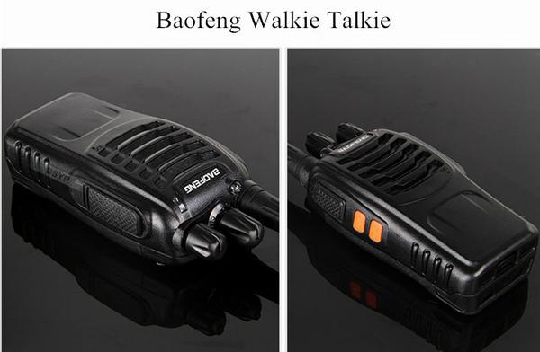 BaoFeng BF-888S UHF 5W, walki talkie