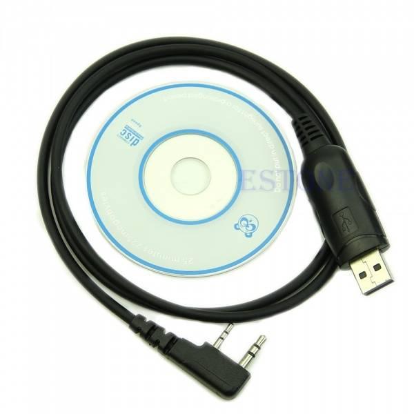 BaoFeng UV-5R USB datakabel og programvare