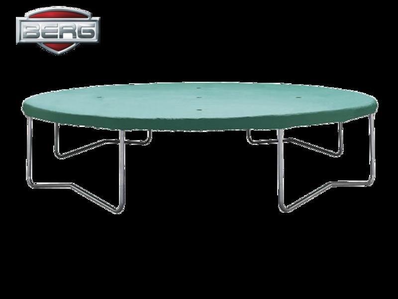 BERG Grand Extra 520x345cm oval grønt beskyttelsestrekk